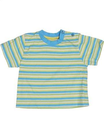 T-shirt manches courtes garçon DUNNES STORES blanc 12 mois été #1378010_1