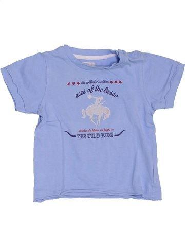 Camiseta de manga corta niño GENERATION Z azul 12 meses verano #1379215_1