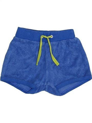 Short - Bermuda garçon SERGENT MAJOR bleu 9 mois été #1379227_1