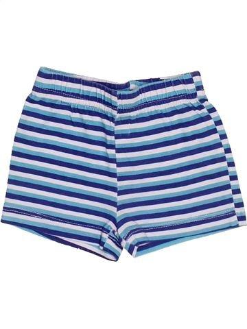 Short - Bermuda garçon KIABI bleu 1 mois été #1379337_1