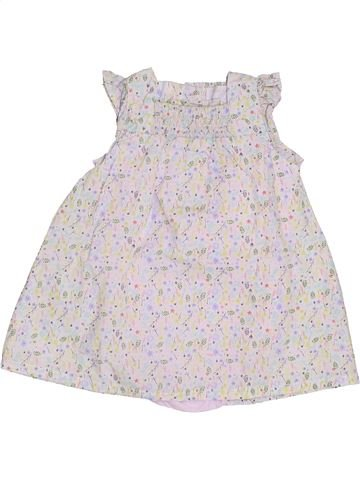 Vestido niña CADET ROUSSELLE blanco 6 meses verano #1379783_1