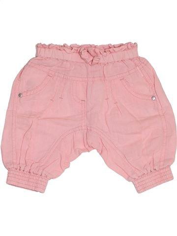 Pantalon fille MEXX rose 3 mois été #1380976_1