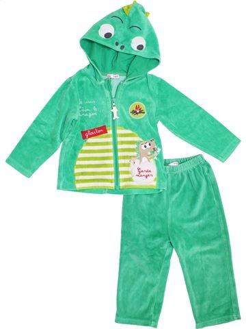 Conjunto niño DPAM verde 2 años invierno #1382256_1