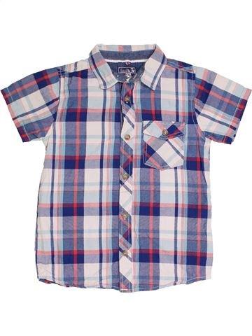 Camisa de manga corta niño TU violeta 9 años verano #1382727_1