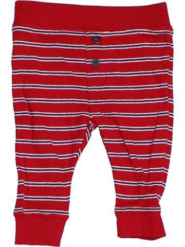 Pantalon garçon MOTHERCARE rouge 6 mois été #1382739_1