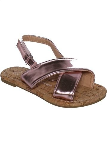 Sandalias niña PRIMARK marrón 25 verano #1383969_1