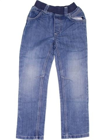 Pantalon garçon ORCHESTRA bleu 6 ans hiver #1384186_1