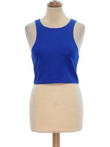 Camiseta sin mangas mujer MISSGUIDED 38 (M - T1) verano #1385523_1