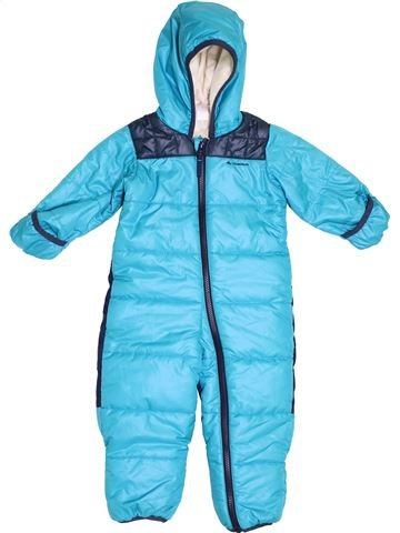 Esquí niño QUECHUA azul 12 meses invierno #1385541_1