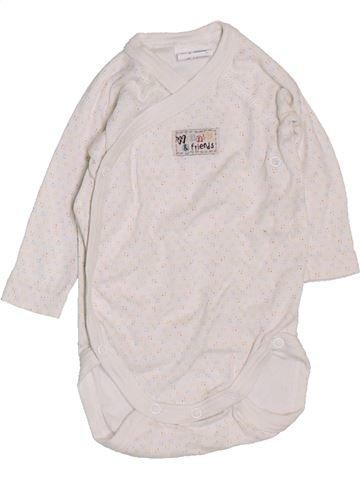 Camiseta de manga larga niña DISNEY blanco 1 mes invierno #1385930_1
