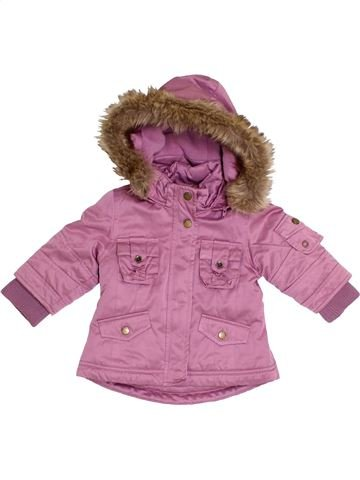 Manteau fille CHICCO rose 6 mois hiver #1386091_1