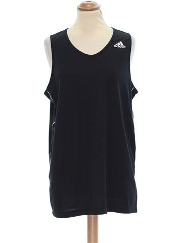 Camiseta sin mangas mujer ADIDAS M verano #1386503_1