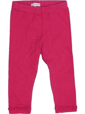Legging niña ABSORBA rosa 6 meses invierno #1386649_1