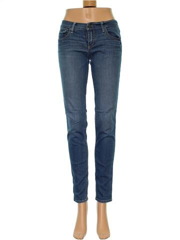 Jean femme ABERCROMBIE & FITCH 36 (S - T1) hiver #1386713_1