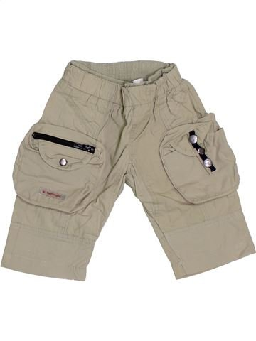 Pantalón niño BERLINGOT gris 3 meses verano #1386996_1