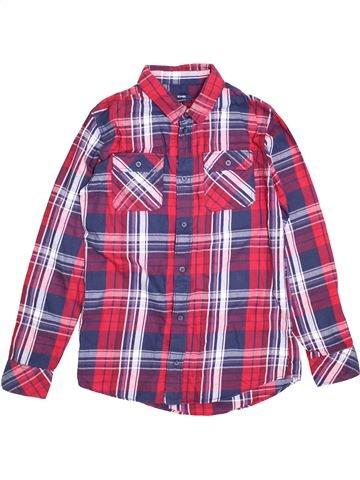 Camisa de manga larga niño KIABI violeta 14 años invierno #1387184_1