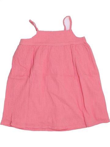 Vestido niña LISA ROSE rosa 2 años verano #1388023_1