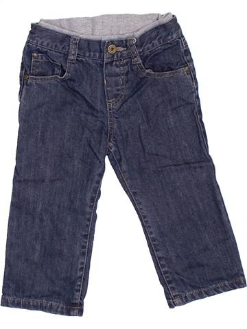 Tejano-Vaquero niño BOUT'CHOU azul 12 meses invierno #1388823_1