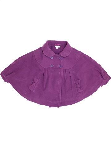 Manteau fille KIMBALOO violet 2 ans hiver #1388930_1