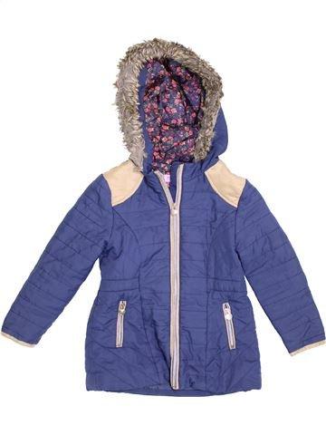 Abrigo niña F&F azul 7 años invierno #1390023_1