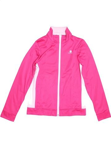 Sportswear fille DOMYOS rose 12 ans hiver #1390611_1