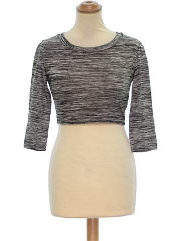 Top manches longues femme BOOHOO 38 (M - T1) hiver #1392118_1
