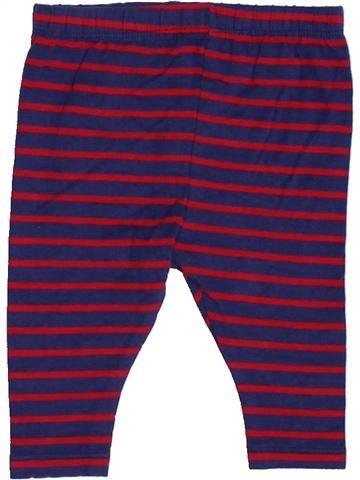 Pantalon garçon MOTHERCARE violet 6 mois hiver #1392193_1