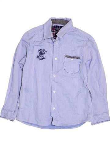 Camisa de manga larga niño MAYORAL gris 7 años invierno #1392274_1