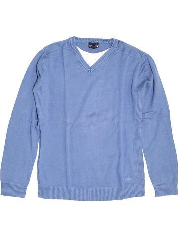 jersey niño CREEKS azul 12 años invierno #1392612_1