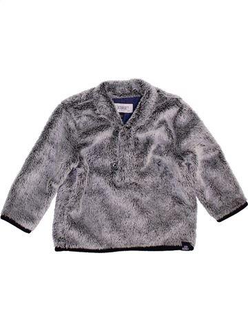 jersey niño JEAN BOURGET gris 6 meses invierno #1393423_1