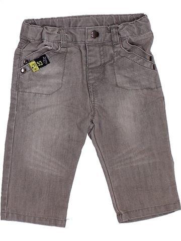 Pantalon garçon TISSAIA gris 6 mois hiver #1393651_1
