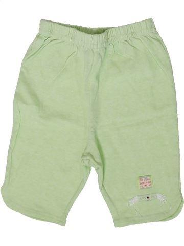 Pantalón corto unisex ABSORBA gris 6 meses verano #1393984_1