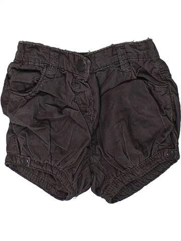 Short - Bermuda fille OKAIDI noir 6 mois hiver #1394102_1