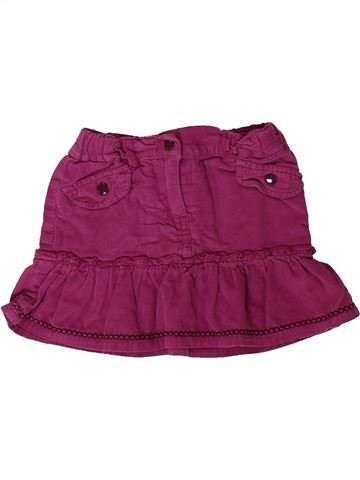 Jupe fille KIMBALOO violet 2 ans hiver #1394624_1