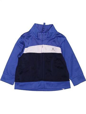Ropa deportiva niño DOMYOS azul 12 meses invierno #1394692_1