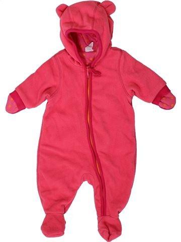 Bata niña H&M rosa 1 mes invierno #1395012_1