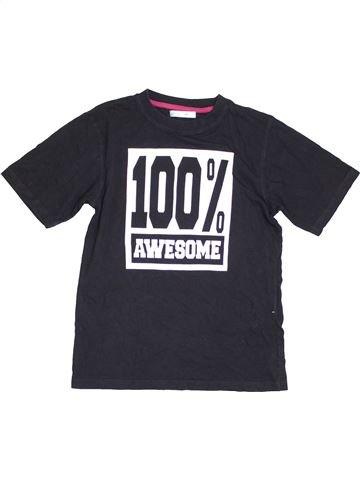 Camiseta de manga corta niño M&CO negro 13 años verano #1395151_1