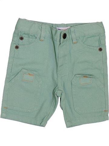 Short-Bermudas niño LA COMPAGNIE DES PETITS verde 6 meses verano #1395153_1
