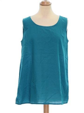 Camiseta sin mangas mujer BONPRIX COLLECTION 38 (M - T1) verano #1395390_1