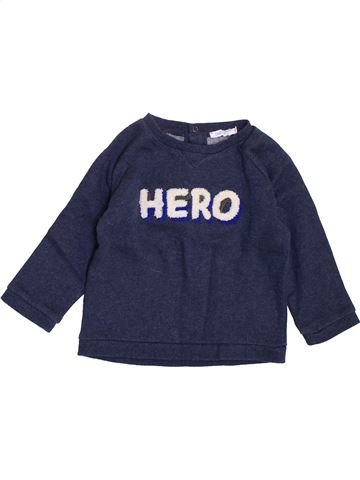 Sudadera niño BOUT'CHOU azul 18 meses invierno #1395682_1