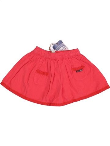 Jupe fille CREEKS rouge 18 mois hiver #1395697_1