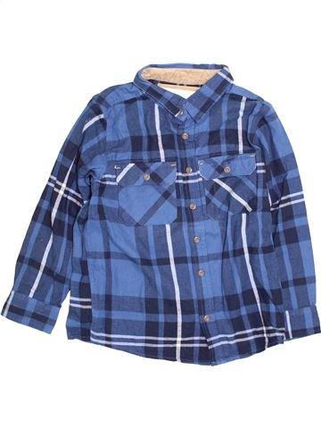 Chemise manches longues garçon OSH KOCH B'GOSH bleu 10 ans hiver #1395783_1