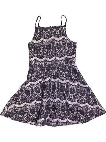 Vestido niña NEW LOOK violeta 11 años invierno #1396195_1