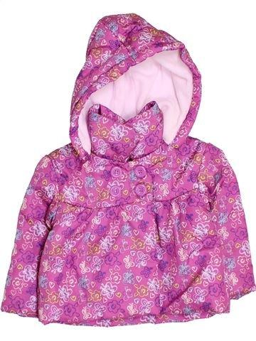Abrigo niña F&F violeta 18 meses invierno #1396259_1