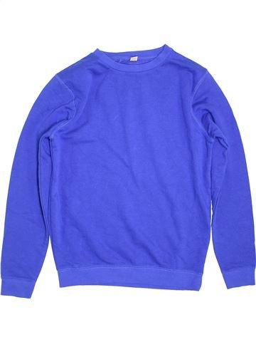 Sudadera niño TU azul 14 años invierno #1396317_1