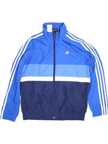 Sportswear garçon ADIDAS bleu 12 ans hiver #1396490_1