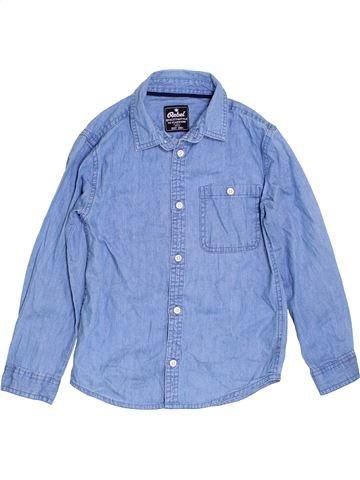 Camisa de manga larga niño PRIMARK azul 7 años invierno #1396856_1