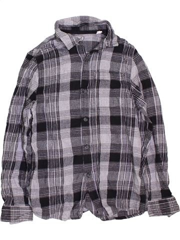 Camisa de manga larga niño PRIMARK violeta 10 años invierno #1397054_1