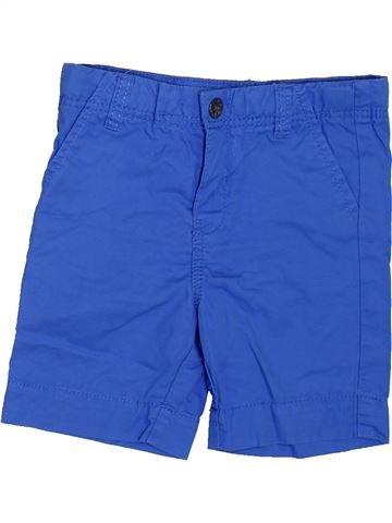 Short-Bermudas niño OKAIDI azul 18 meses verano #1397138_1