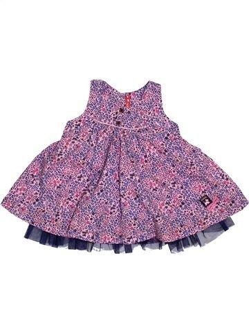 Vestido niña CHIPIE violeta 12 meses verano #1397242_1